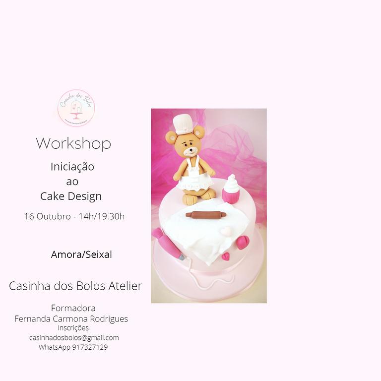 Workshop Iniciação ao Cake Design