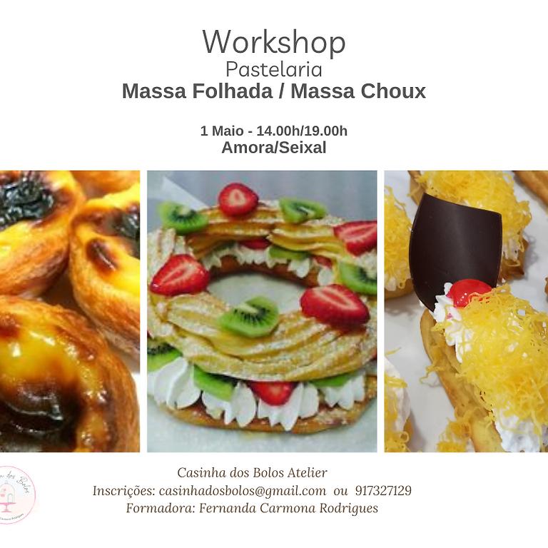 Workshop Massa Folhada e Choux
