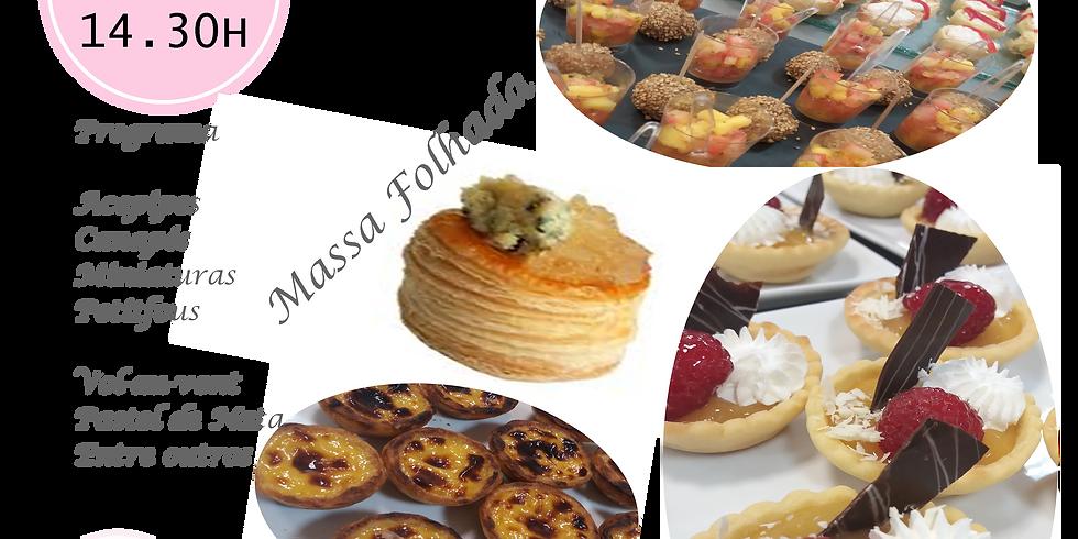 Workshop Pastelaria e Cozinha