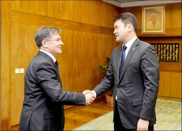 モンゴル国、対ロ債務残高約383万米㌦を完済