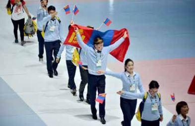 「モンゴル技能2016」、国際大会向け国内予選がスタート