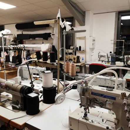 Notre atelier de production