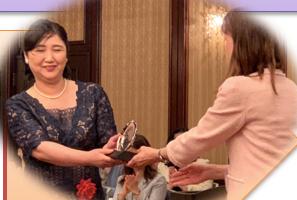 堀本江美先生が日本女医会荻野吟子賞受賞