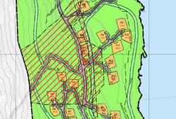 Detaljreguleringsplan hytteområde