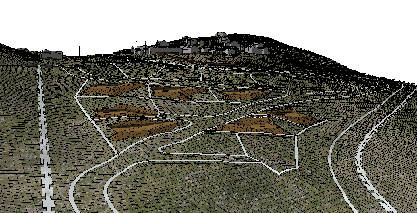 3D-modellering landskap