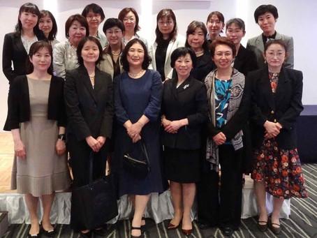 日本女医会北海道支部主催懇親会開催(令和元年5月18日)お礼