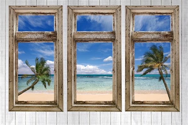Artes visuais 011-Janelas para praia