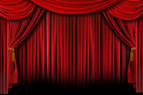 Cinema 011-Curtina de teatro