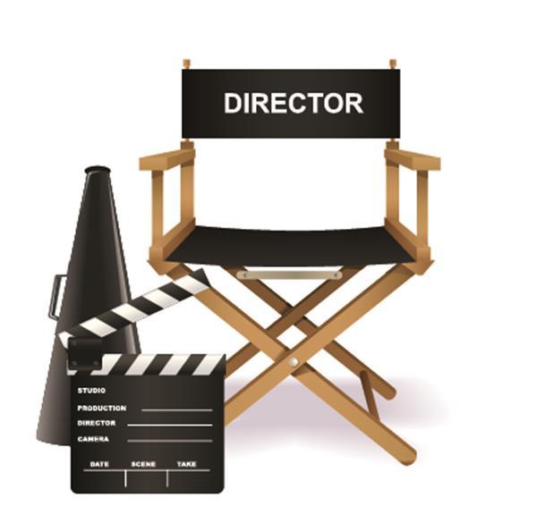 Cinema 020-Cadeira diretor