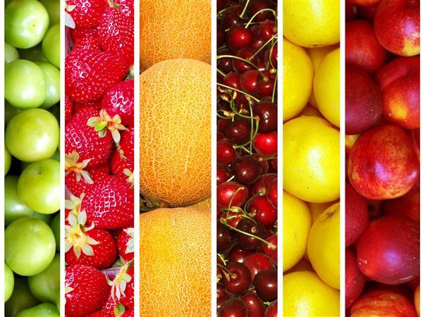 Gastronomia 001-Mix de frutas