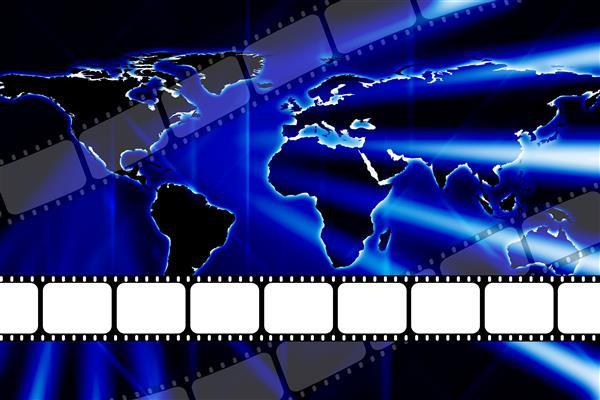 Cinema 007-Filme e mapa
