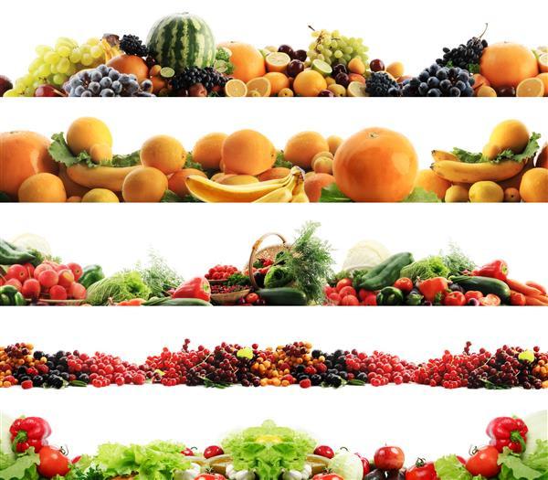 Gastronomia 002- Mix de frutas e legumes