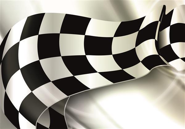 Artes visuais 014-Bandeira quadriculada.