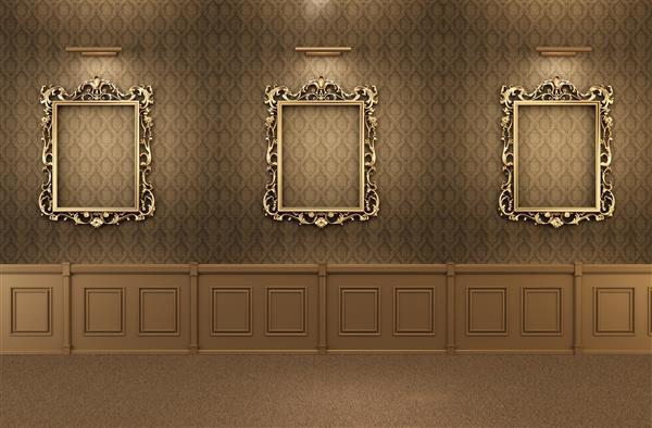Artes visuais 005-Parede de quadros 3D.j