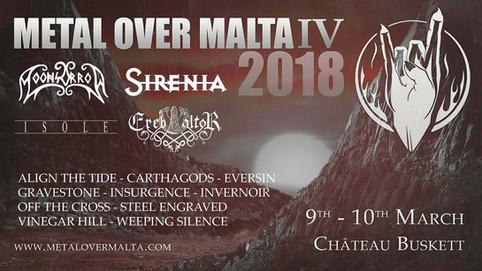 Metal Over Malta!
