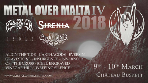 Metal Over Malta!