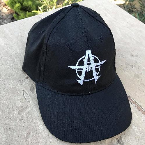 Baseball Cap - Emblem (Black)
