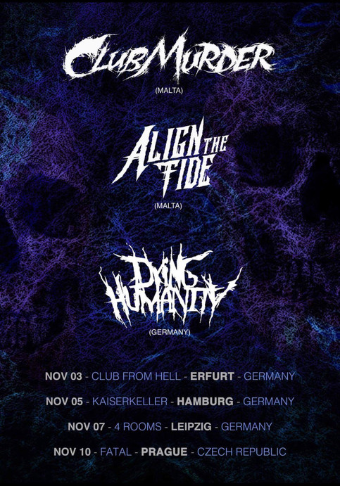 Germany / Czech Tour 2017