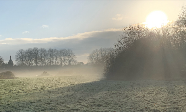 Frost Descends