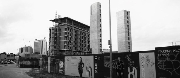 Manchester's changing skyline