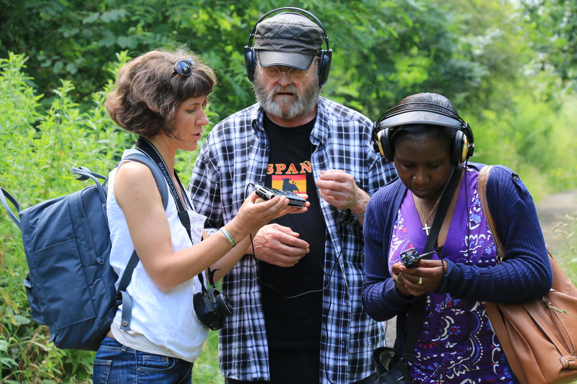 sound recording  highfield park