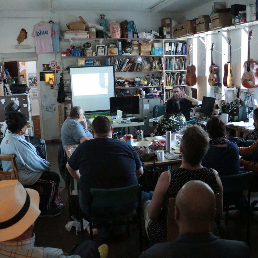 Jason Minksy talk