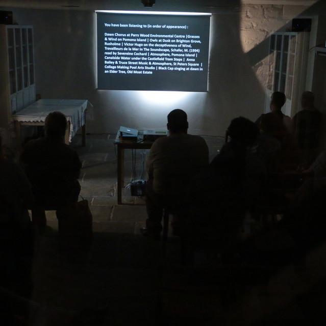 screening of Rae's film