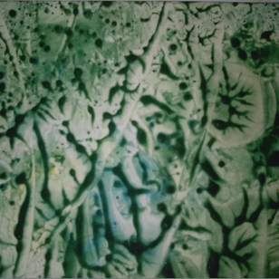 Encaustic Art inspired by Baguely Park