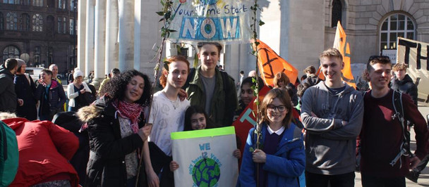 Mcr Children's Protest