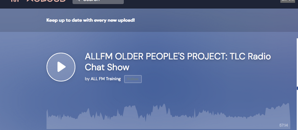 TLC Radio Chat show