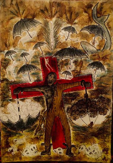 Les parapluies sauveurs