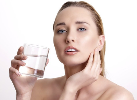 Does Drinking Water Really Give You Glowing Skin?