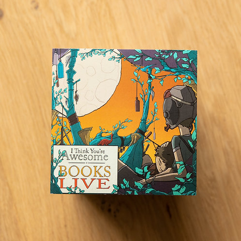 CD: Books Live