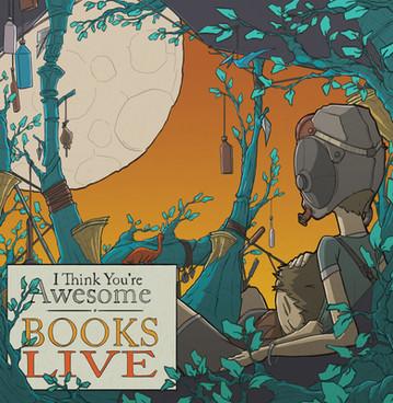 I Think You're Awesome / Books Live