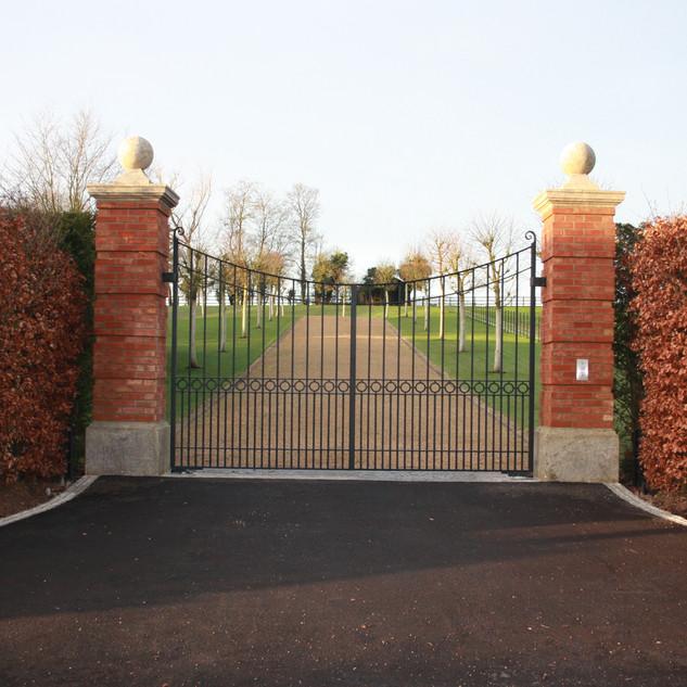 Lambourn Gates