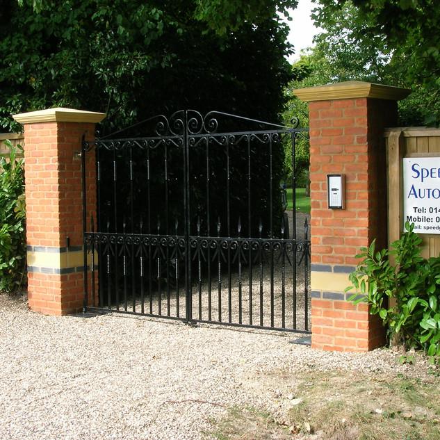 Sparsholt Gates