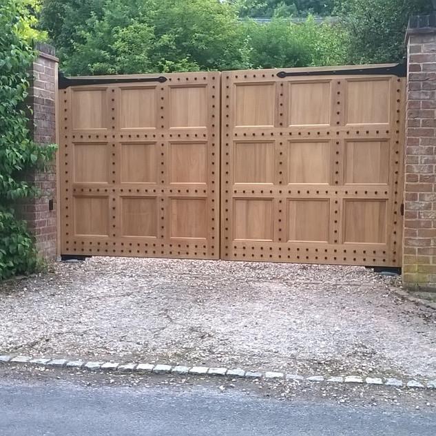 Whittonside Gates