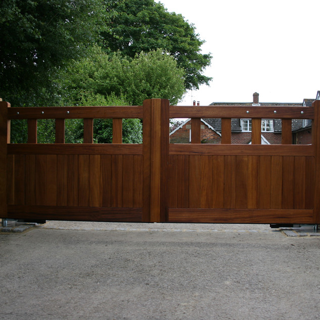Keepers Gates