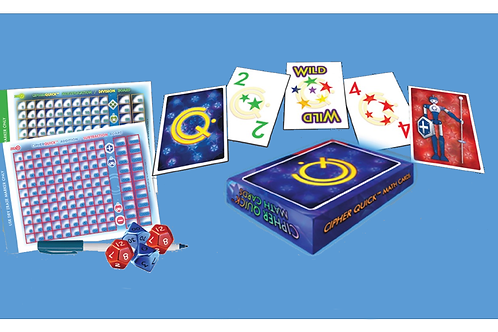 Cipher Quick Math Kit