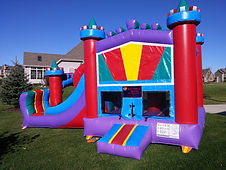 Hartland Inflatables Combo Unit