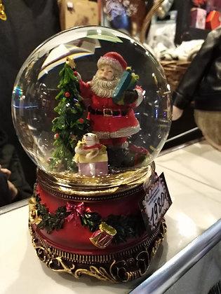 Снежный шар,диаметр 10 см.