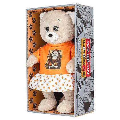 Мягкая игрушка Мышель Мона Киса, 25 см