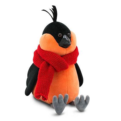 Снегирь: Красный шарф 20 см.