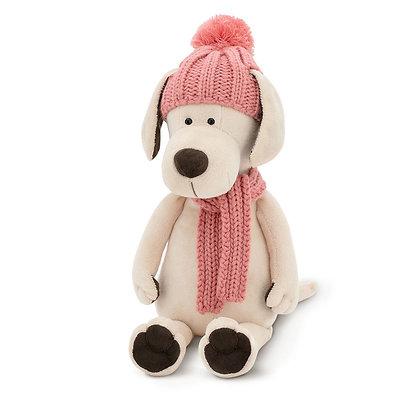 Собачка Лапуська: Зимние приключения, 30 см