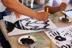Taller Guiso Gráfico Casa de la Cultura Tlajomulco