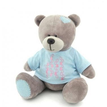 Медведь Топтыжкин 50 см. серый