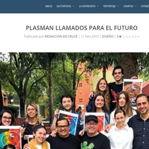 PLASMAN LLAMADOS PARA EL FUTURO