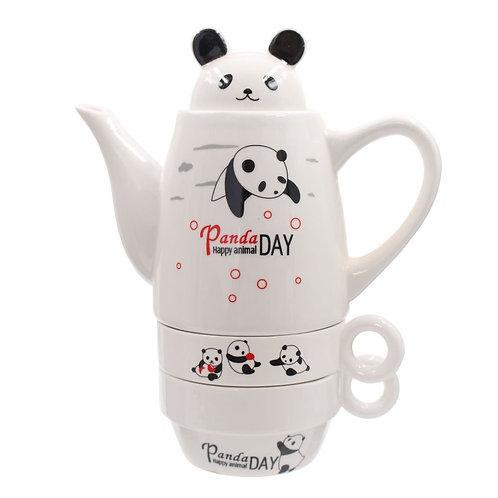 "Чайный набор ""Панда"""