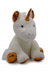 Мягкая игрушка, Единорог Юникорн 40 см.