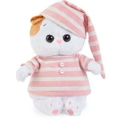 Ли-Ли BABY в полосатой пижамке 20 см.